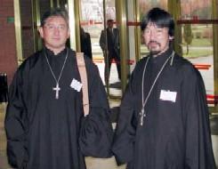 Современные православные священники Японии