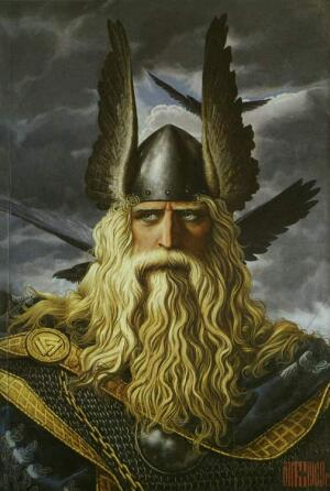 """К.Васильев """"Вольга Святославич"""""""