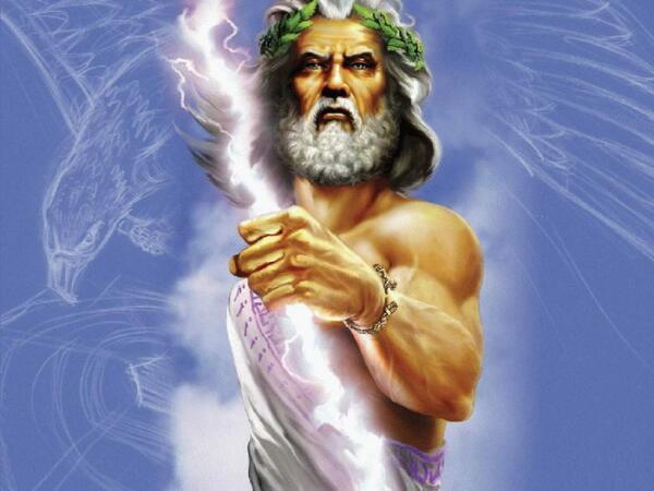 «Юпитер, ты сердишься, значит, ты не прав», – сказал Прометей разгневавшемуся Юпитеру, который готов был бросить в него молнию, не найдя другого ответа