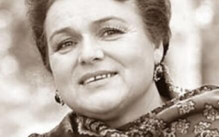 Для любимицы миллионов советских людей Людмилы Зыкиной
