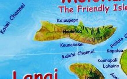 Острова Ланаи и Молокаи