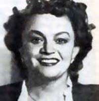Жена, верный помощник Райкина— Руфина Марковна.