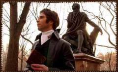Возле памятника Бернсу очень любят позировать его «двойники»