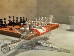 Прилетели! Лучше бы Дмитрий Иванович чаще играл в шахматы