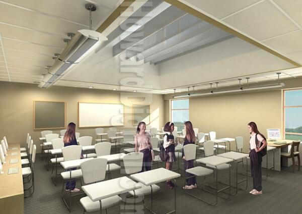 Классная комната в средней школе. Фото с сайта www.middleschool.net