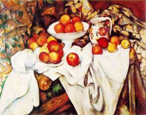 Яблоки и апельсины. 1899 г.