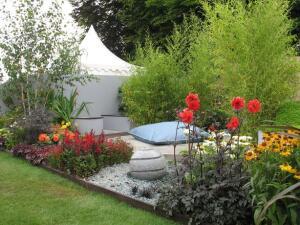 Сад «Революция» дизайнеры Andy Gibson, Paul Duffy