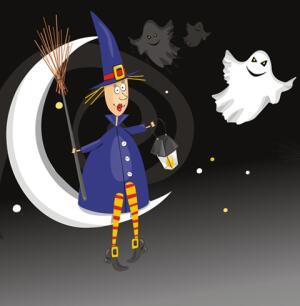 Хэллоуин должен быть не только страшным, но в первую очередь - веселым!
