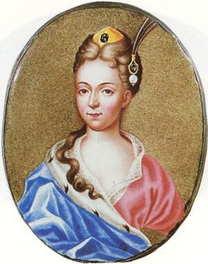 Принцесса Шарлотта-Кристина-София
