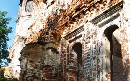 Красногорский монастырь в наши дни