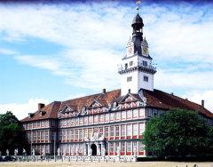 Герцогский дворец в Вольфенбюттеле