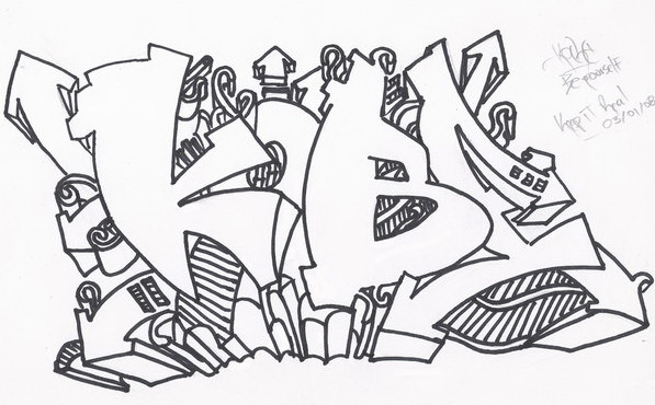 Кто хочет начать рисовать граффити