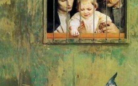 Николай Ярошенко. Всюду жизнь, 1888.