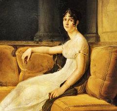 Гросс Антуан. Портрет Жозефины. 1796 г. (фрагмент)