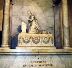 Надгробие на могиле Жозефины
