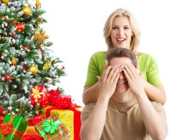 А вы... вот именно вы - что хотите получить в подарок на Новый год?