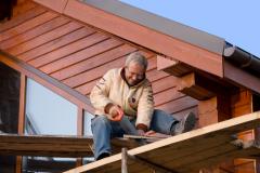 Строим деревянный дом. Какой материал выбрать?