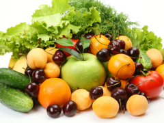 Овощи и фрукты. Разве они могут быть невкусными?..