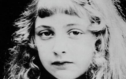 Такой была юная Агата в начале ХХ века