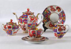 Чаепитие в России. Почаёвничаем?