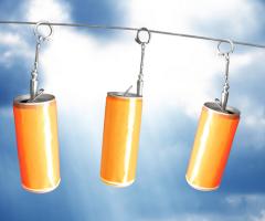 Энергетические напитки: польза и вред.  Состав энергетических напитков.