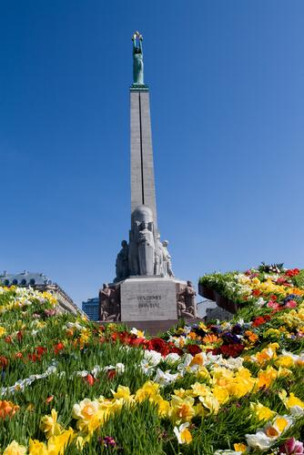 Рига памятник свободы или что стало