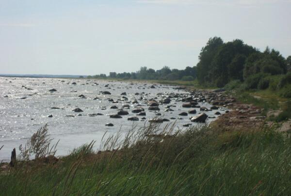 Ливский берег. 50 км балтийского побережья. 12 деревень...