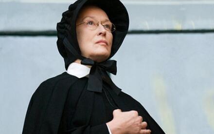 Кадр из фильма «Сомнение»