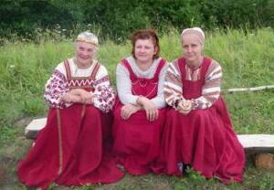 славянская народная одежда - Купить.