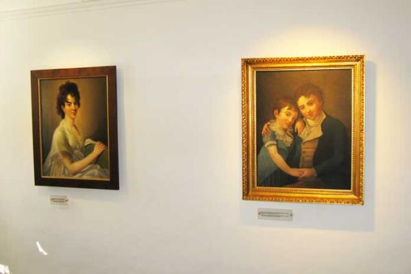 В Доме-музее Моцарта