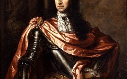 Виллем Оранский - король Уильям III (Худ.: Г. Неллер)