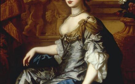 Королева Мария II Стюарт (Худ.: П. Лели)