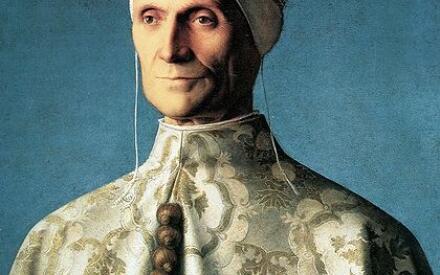 Портрет дожа Леонардо Лоредано