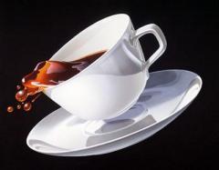 Привычное дело для кофемана - чашечка кофе с утра!