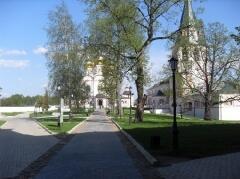 Валдайский Иверский Богородицкий Святоозерский монастырь (Фото: Г. Константинова, личный архив)