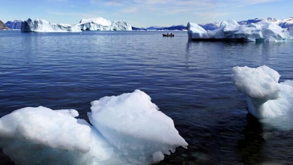 Антарктическое лето