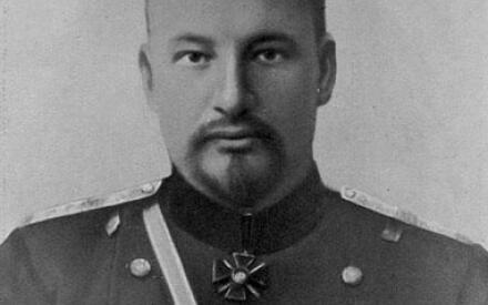 Е. Боткин— дед К. Мельника, расстрелян вместе с царской семьей