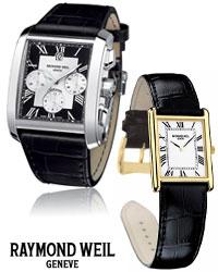 Мужские и женские часы Raymond Weil