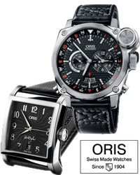 Мужские и женские часы Oris