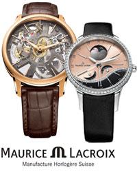 Мужские и женские часы Maurice Lacroix