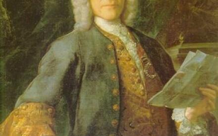 Доменико Скарлатти (худ. Доминго Антонио Веласко, 1738)
