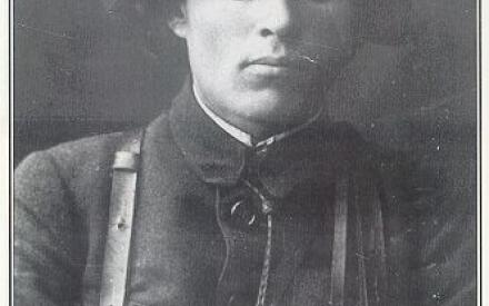 Нестор Махно, 1919г.