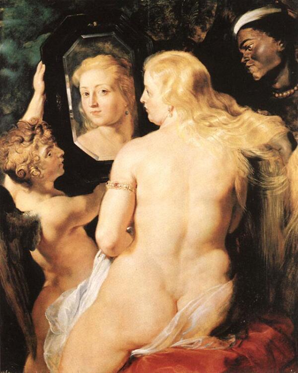 П. Рубенс, «Туалет Венеры»