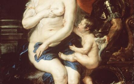 П. Рубенс, «Венера, Марс, Эрот»