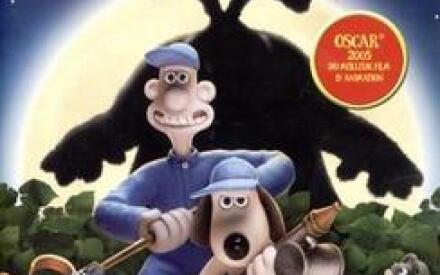 Кролик-оборотень из мультфильма про Громмита - гроза огородных грядок.