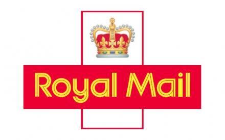 Логотип Royal Mail