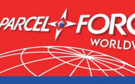 Логотип Parcel Force