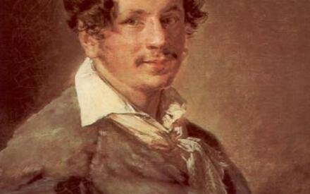Портрет отца П. Булахова (художник В. Тропинин)