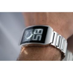 Что такое - часы с циферблатом из электронной бумаги E-Ink?