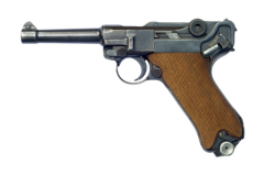 Парабеллум. Старый пистолет или современный патрон?